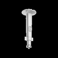 Funda de Nylon con lazo para cinto, capuchón con broches para los botones y visor frontal de pantalla para radios Icom IC-F3161