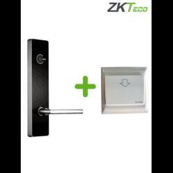 Mouse Logitech M170, óptico inalámbrico, mini receptor USB, PC, Mac, Chrome. Gris sobre negro.