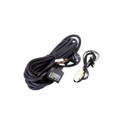 Cable Adata micro USB a USB 100cm 2.4mha plata Android, Windows, tela, puerto USB reversible