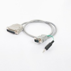 Kit inalámbrico en 5.8 GHz, para elevadores, HD-TVI 1080 p @ 30 fps