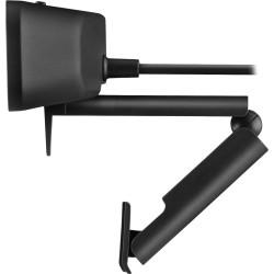 Antena móvil UHF, ajustable en campo, rango de frecuencia 806 - 866 MHz.